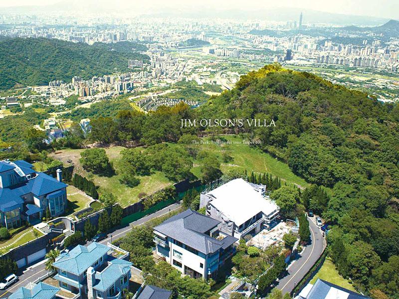 A4317 華城-臻峰 Taiwan Villa