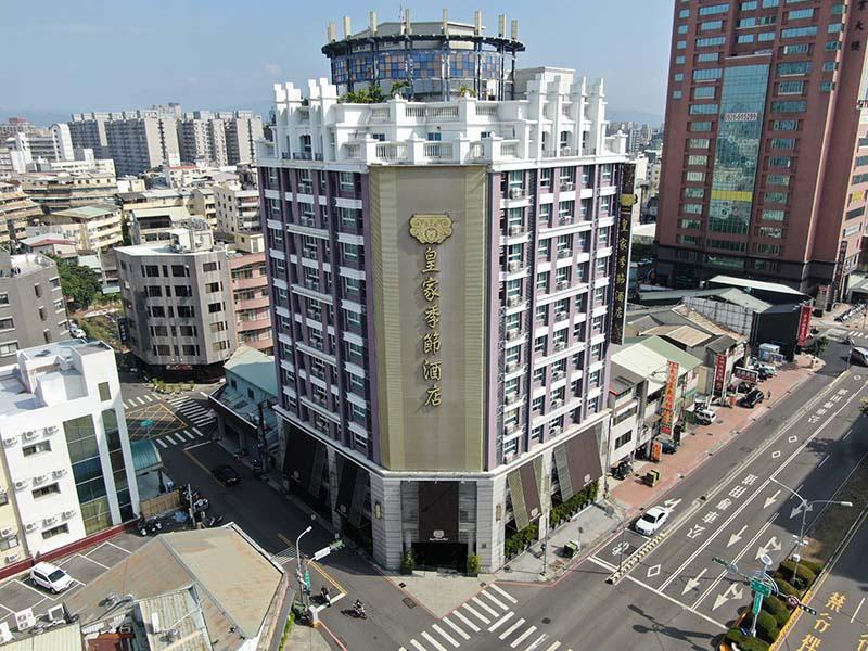 皇家季節酒店(中港館)01