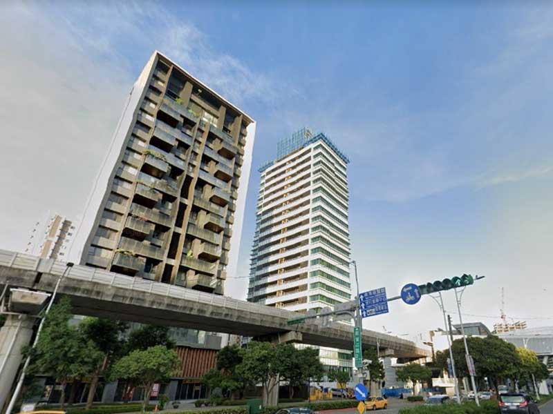 南軟捷運站出口全新辦公 (5)