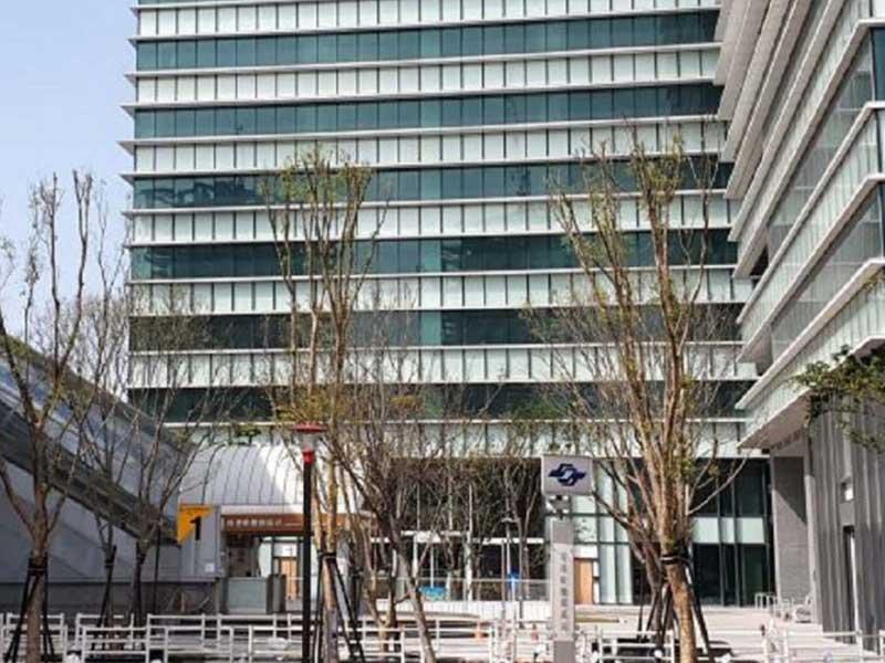 南軟捷運站出口全新辦公 (7)