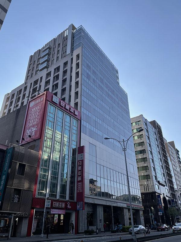 中山站共構辦公室