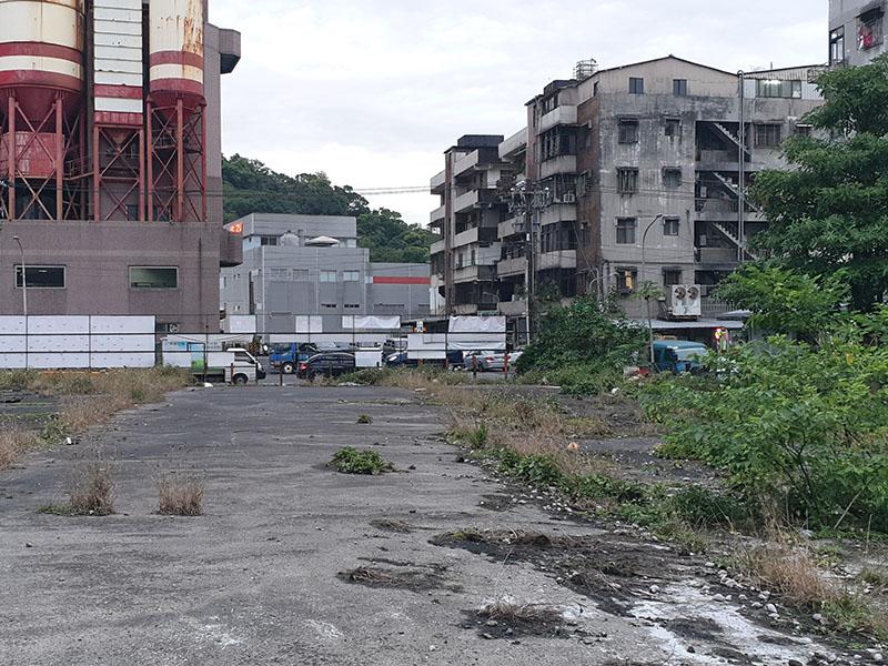 內湖潭美段工業用地551坪