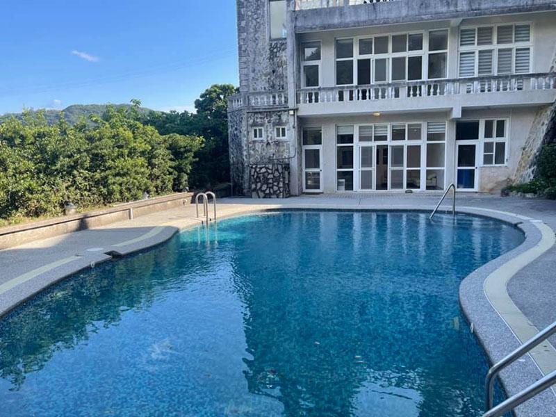 外雙溪游泳池景觀別墅